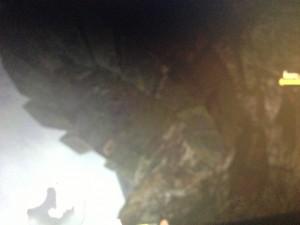 土管の中に飛び降りるとある